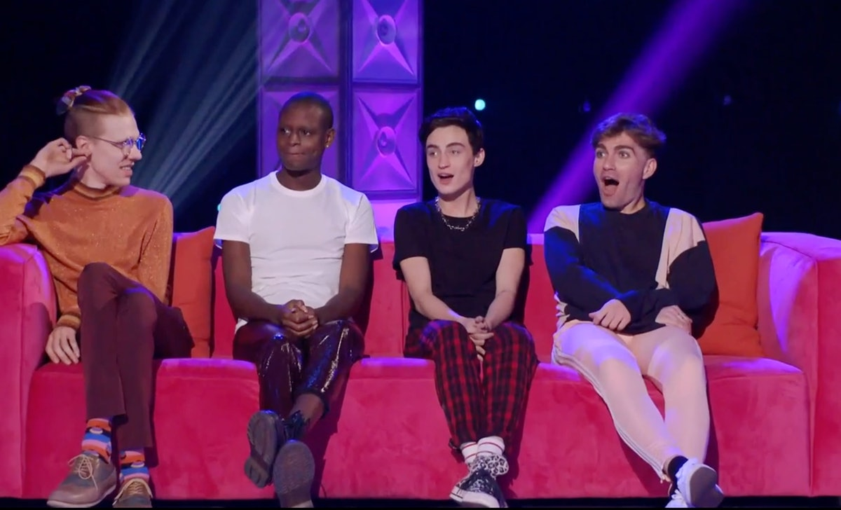 The first look video for 'RuPaul's Drag Race' Season 13, Episode 10 includes a psychic calling out a...