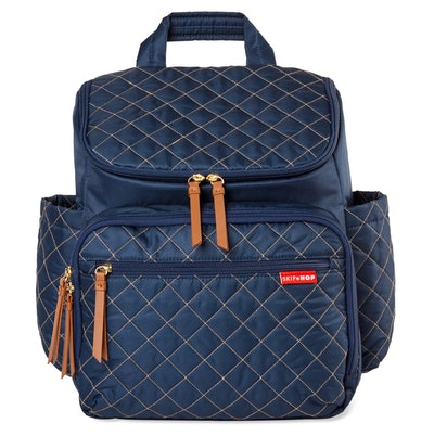 Forma Pack & Go Diaper Backpack - Navy