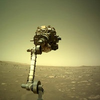 Mars rover: Listen to the sound of Perseverance firing its lasers