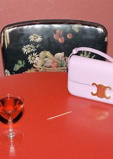 Celine by Hedi Slimane bag.