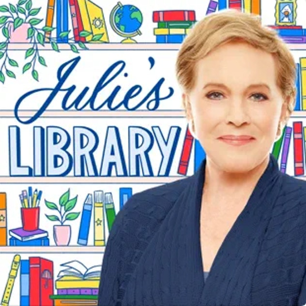 'Julie's Library' features Julie Andrews reading stories.