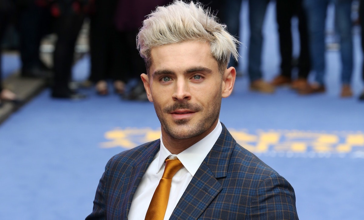 Zac Efron has long been rumored to play Adam Warlock in 'Guardians of the Galaxy 3.'