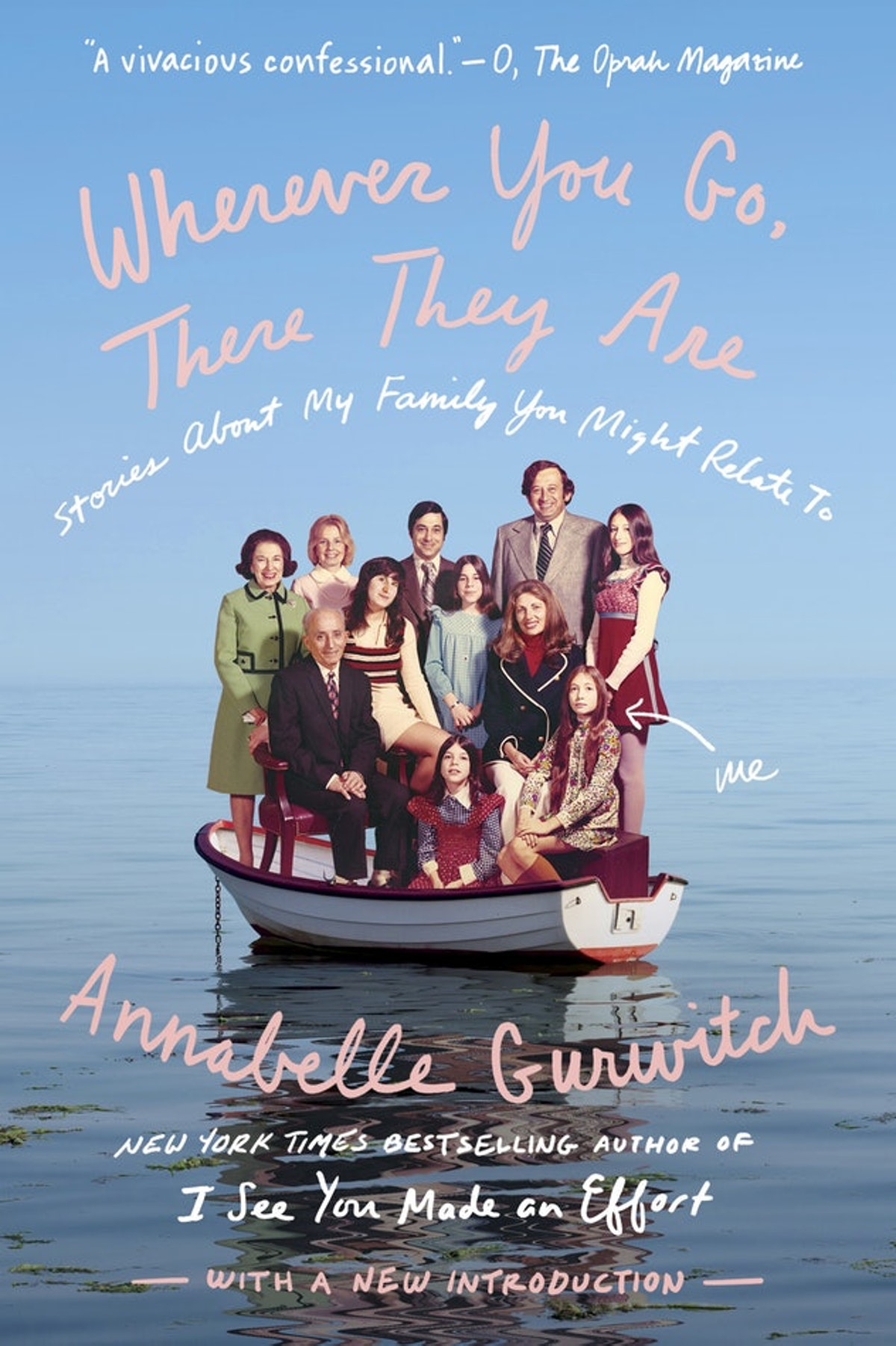 'Wherever You Go, There They Are' by Anabelle Gurwitch