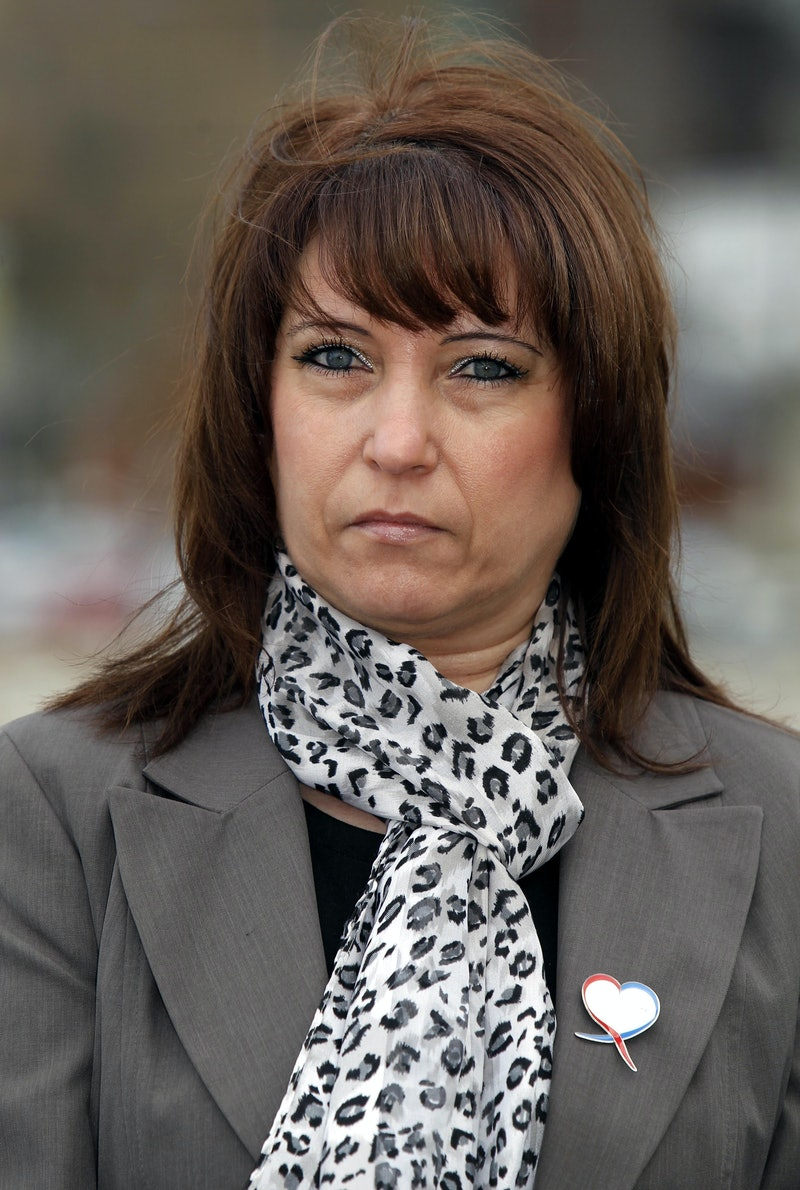 Denise Fergus, mother of James Bulger, has spent 28 years fighting for justice for her son