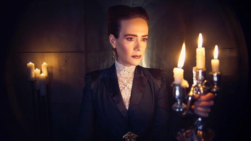 Sarah Paulson returns for Season 10 of 'American Horror Story' on FX