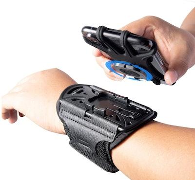HLOMOM Wristband Phone Holder