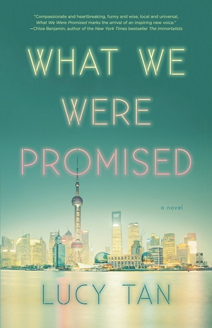 'What We Were Promised' by Lucy Tan