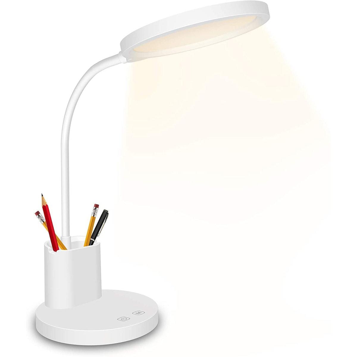 Golspark Rechargeable LED Desk Lamp