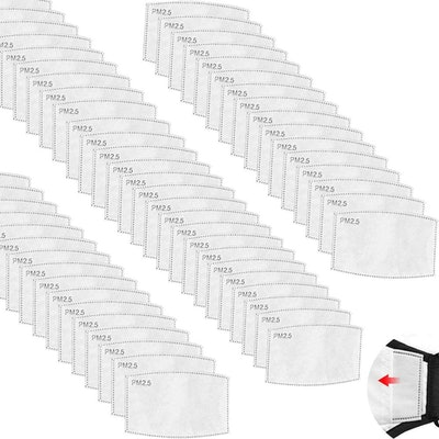 Xinber Activated Carbon Filters (100-Pieces)