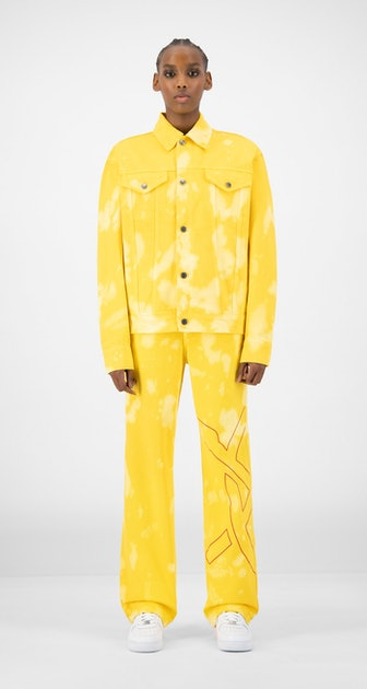 Yellow Kardy Jacket