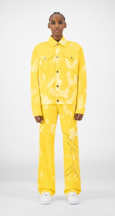 Yellow Kardy Jacket
