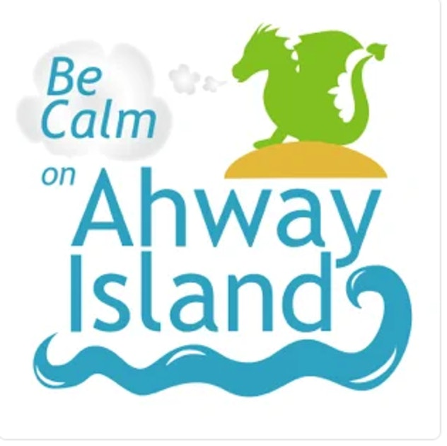 'Be Calm On Ahway Island' on Apple.