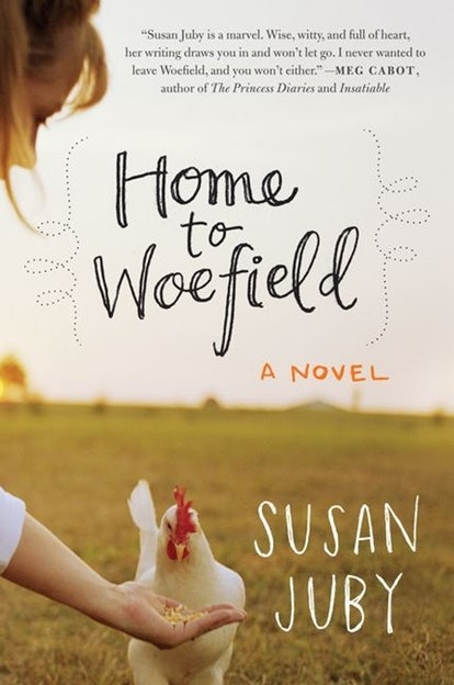 'Home to Woefield' by Susan Juby