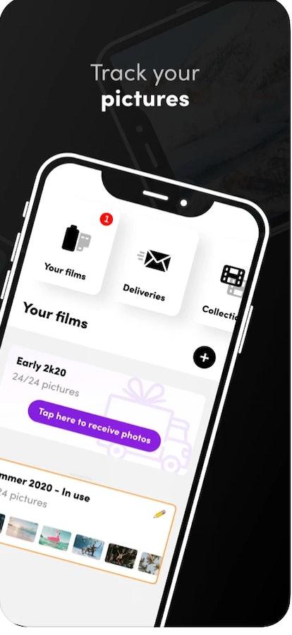 Lightsnap App screenshot