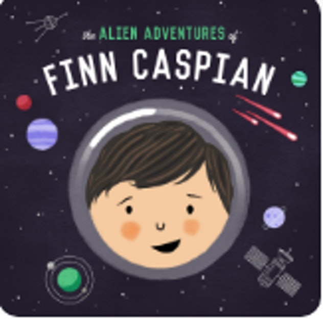 'The Alien Adventures Of Finn Caspian' on Kids Listen.