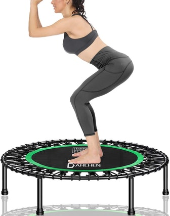 450 lbs Mini Trampoline for Adults