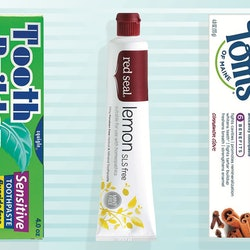 best non-mint toothpastes