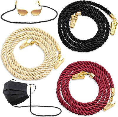 SIGONNA Glasses Straps (3-Pack)