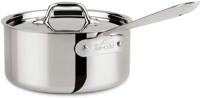 All-Clad Sauce Pan with Lid