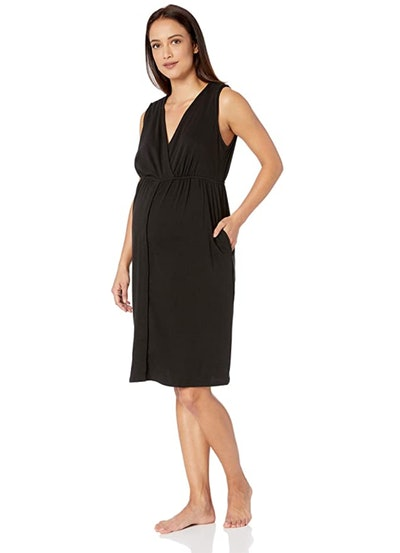 Motherhood Maternity 3 in 1 Labor, Delivery, and Nursing Gown