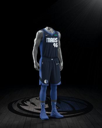 NBA x Nike NBA Playoffs Dallas Mavericks