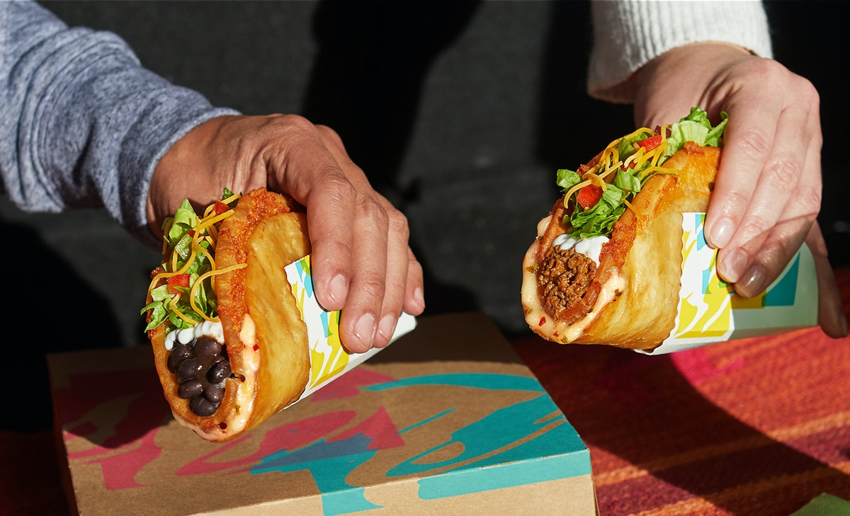 Taco Bell's Quesalupa for 2021 is even cheesier.