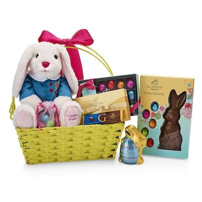 Enchanted Easter Chocolate Gift Basket