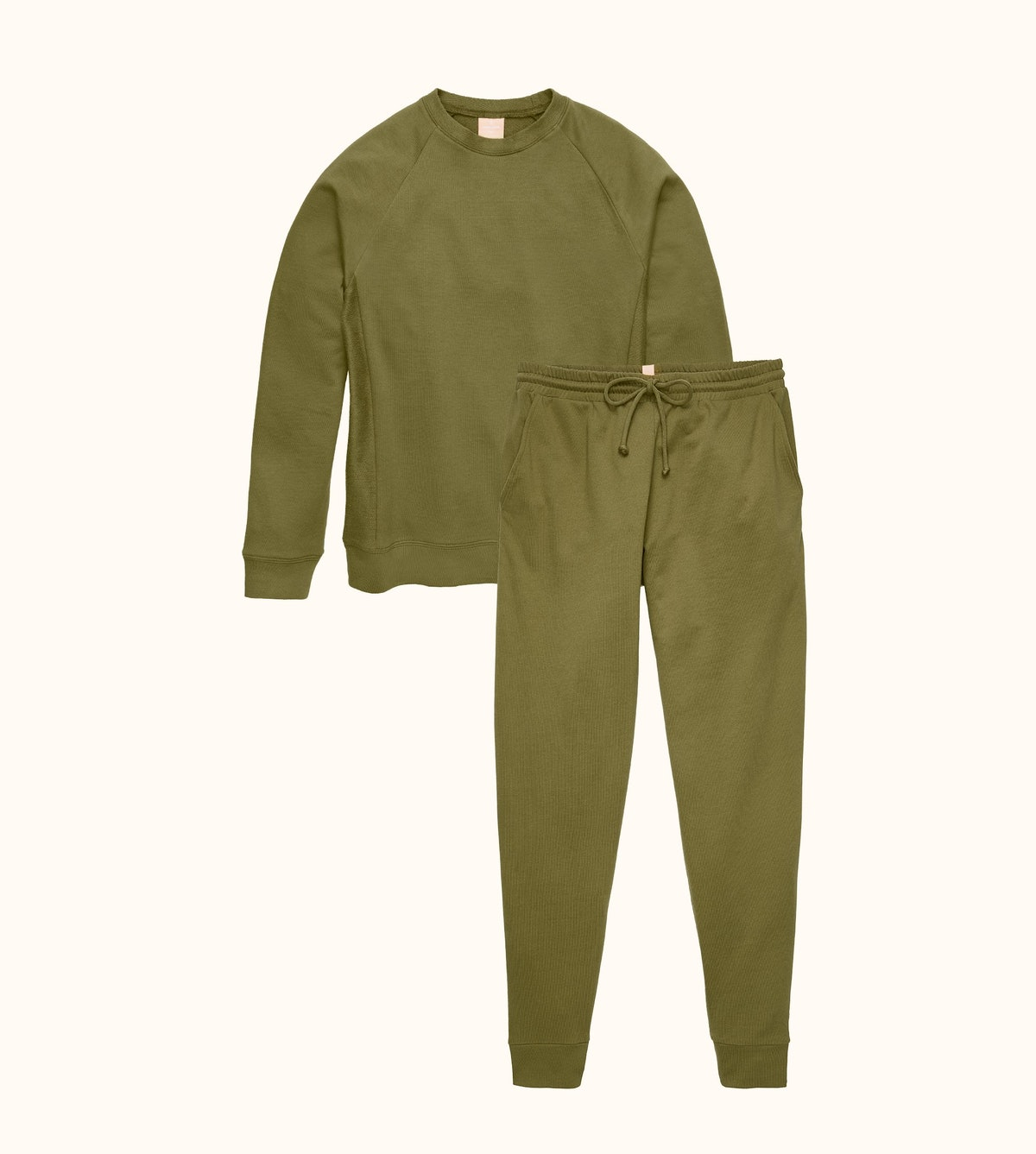 The French Terry Jogger Set