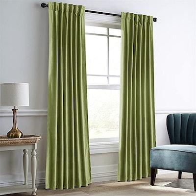 Dreaming Casa Velvet Curtains