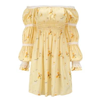 Sweet Butterfly Dream Dress