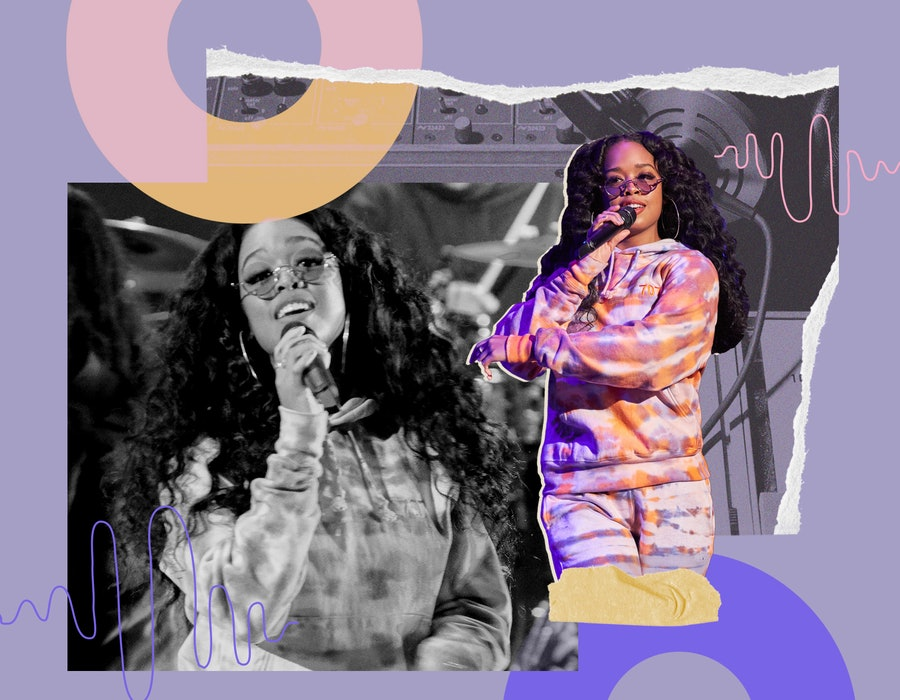 H.E.R. On 'I Can't Breathe,' The Grammys, & D'Angelo
