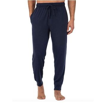 Fruit of the Loom Jersey Knit Jogger Sleep Pants