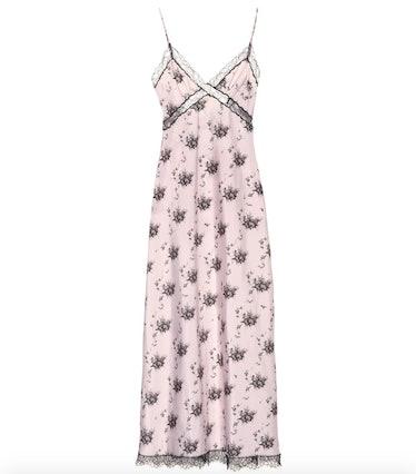 Onorina Floral Maxi Slip Dress