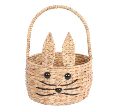 Large Natural Bunny Basket by Ashland™