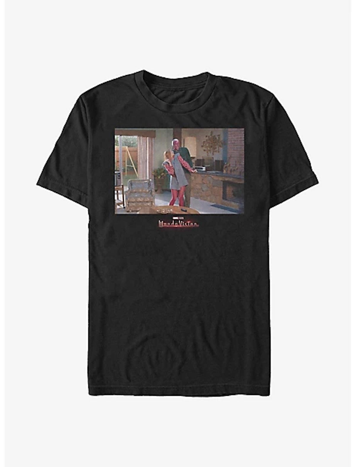 Hot Topic Marvel WandaVision The Era T-Shirt