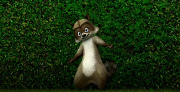'Over the Hedge' is streaming on HBO Max.