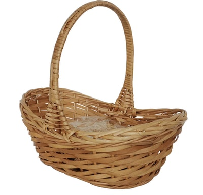 Natural Willow Easter Gift Basket Set by Ashland®