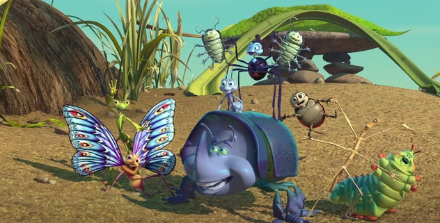 'A Bug's Life' is streaming on Disney+.
