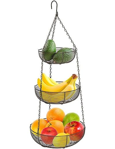 CAXXA Hanging Fruit Basket