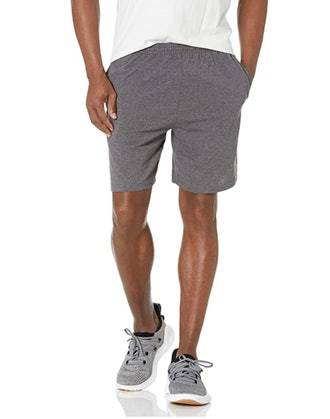 Hanes Jersey Short With Pockets