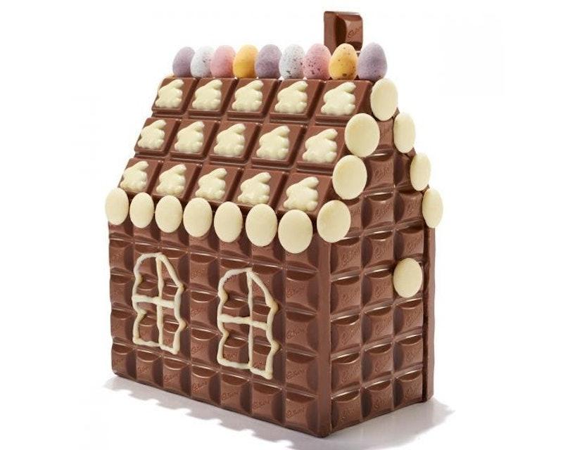 Cadbury's Mini Eggs Easter Cottage