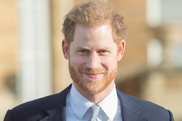 Prince Harry Birth Chart