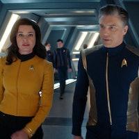 'Strange New Worlds': Star Trek book reveals how Pike changed Starfleet