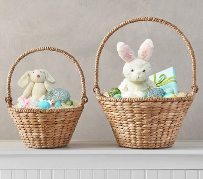 Seagrass Easter Basket