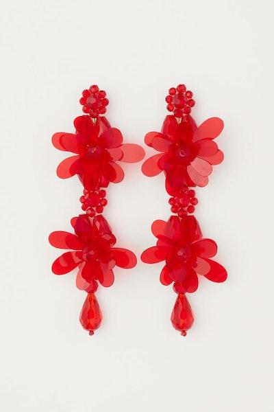 H&M x Simone Rocha Long Earrings