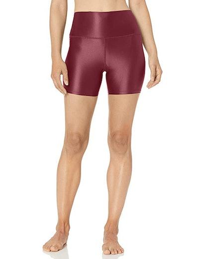 Core 10 Shine Biker Shorts