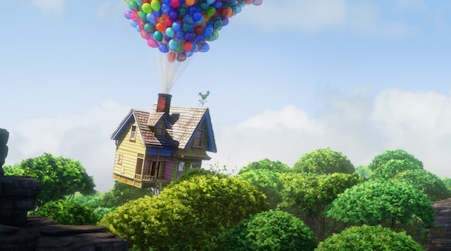 'Up' is streaming on Disney+.