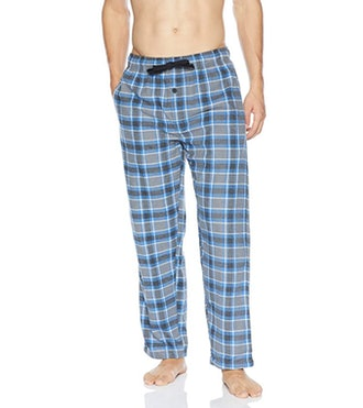 Fruit of the Loom Yarn-Dye Flannel Pajama Pants