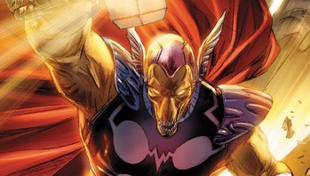 Beta Ray Bill in the Marvel Comics