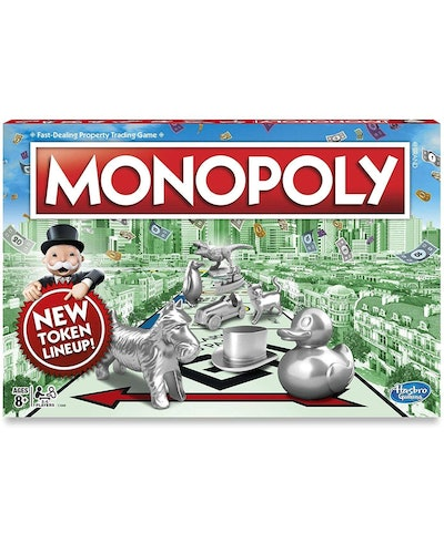 Hasbro Games Monopoly Board Game